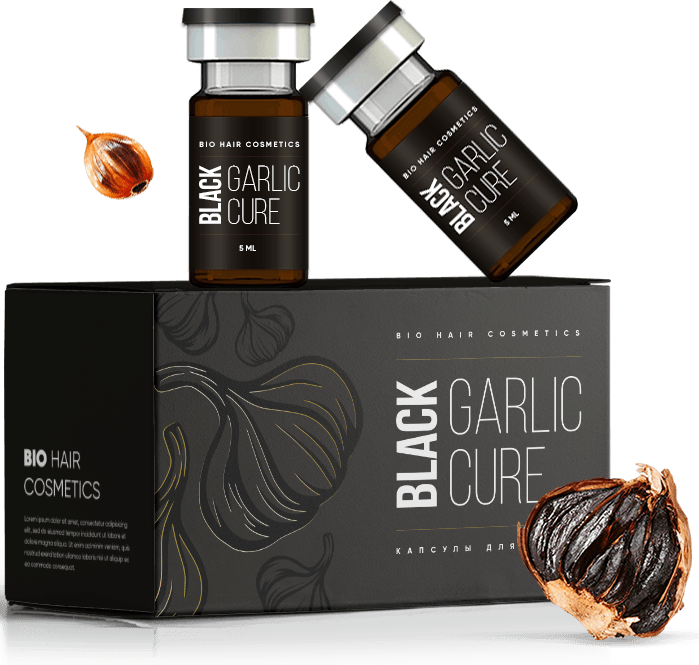 Black Garlic Cure