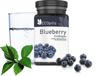 Ecopills Blueberry