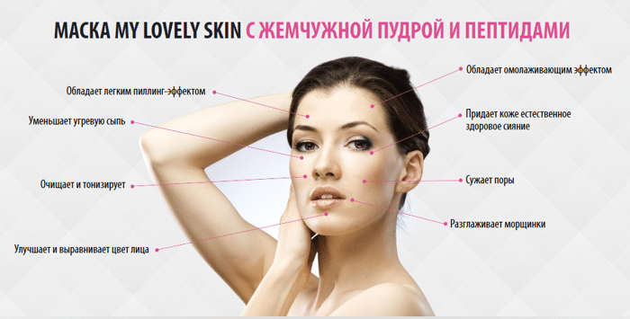 Маска My Lovely Skin