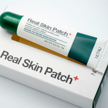 real skin patch